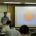 2008年7月3日の講座3